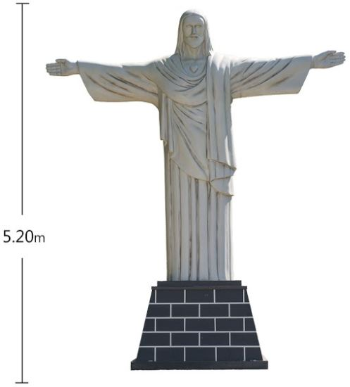 Cristo Redentor Rio De Janeiro Gulliver Welt 20